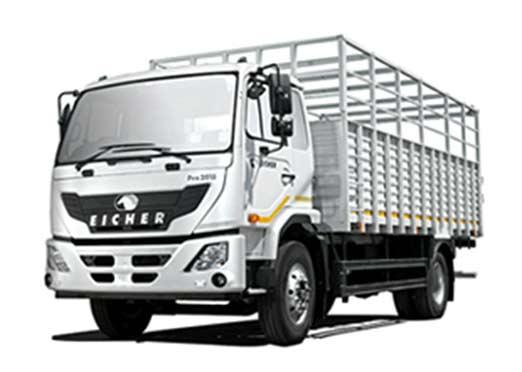 Eicher introduces 7-speed transmission tech in medium duty trucks