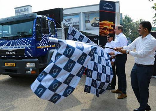 MAN Trucks announces new initiatives for 2018 in India