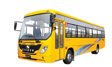 MapmyIndia partners with VECV for safety in school buses