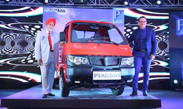 Piaggio Vehicles launches next generation Porter 700