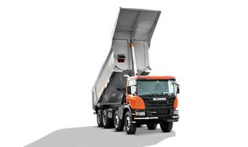 Scania launches new gen tipper for Indian mining sector