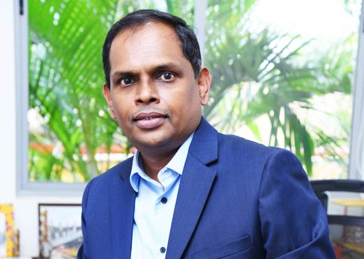 Suresh Chettiar appointed Business Head of Volvo Buses South Asia