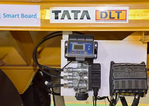 Tata International DLT launches India's first intelligent trailer