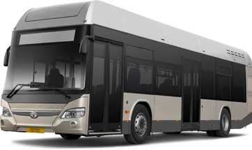 Tata Motors launches hybrid, electric buses