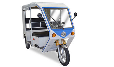 Terra Motors forays into electric 3-wheelers market in India