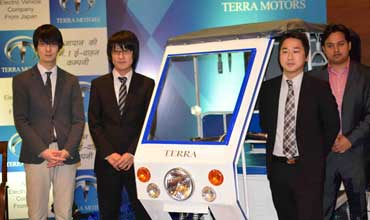 Terra Motors targets Indian e-vehicle market with Y4Alfa, powered by Terra Battery