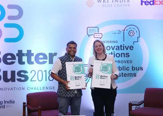 WRI, FedEx launch 'Better Bus Challenge' in India