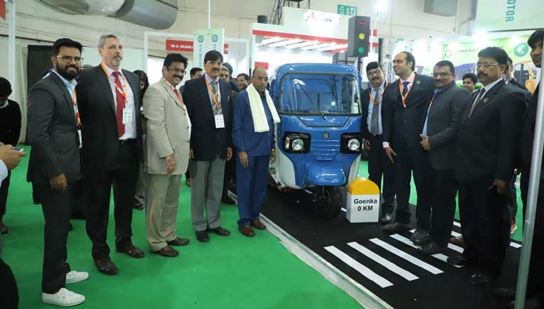 8th EV Expo 2018 concludes successfully with new launches