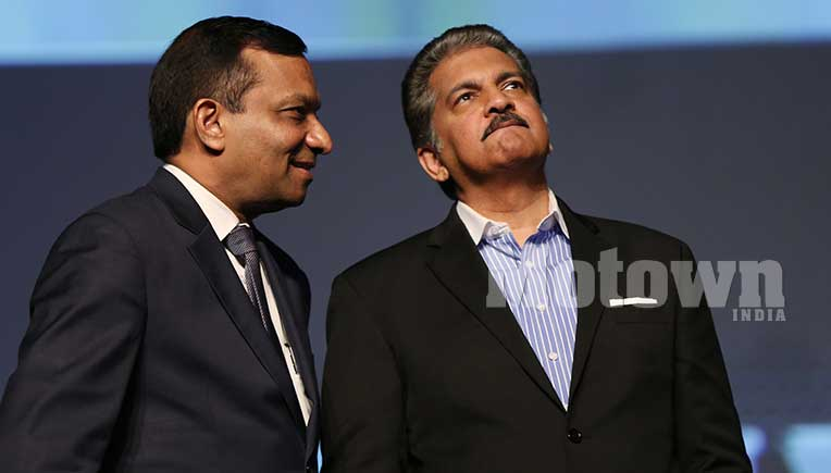 Anand Mahindra, Dr Goenka part of top M&M management restructuring