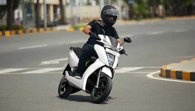 Ather Energy announces entry into Chennai in June