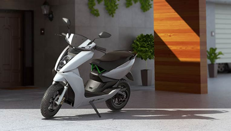 Ather Energy gearing up for production of smart e-scooter S340
