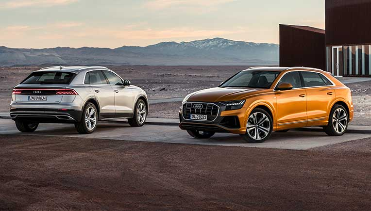 Audi India hikes prices of model range by 2 per cent