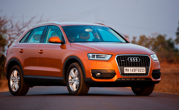 Audi India Records Best Ever Sales