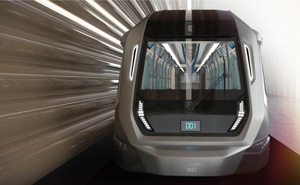 Bmw Subsidiary Designs Train In Malaysia Motownindia Com