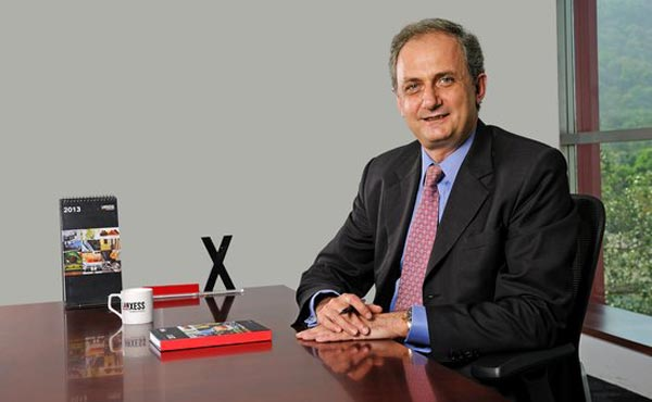 Dr jacques perez is md of lanxess india for Cid special bureau 13 april 2014