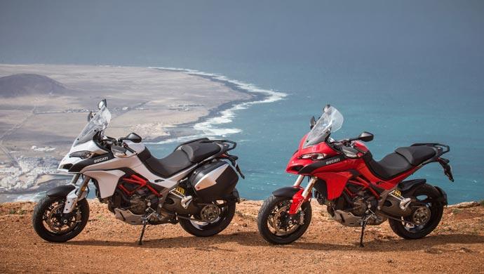 Dacati bikes, pic courtesy Ducati; For representation purpose only