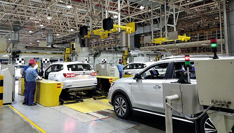 China's SAIC Motor Corporation to leverage technology prowess to make cars in India