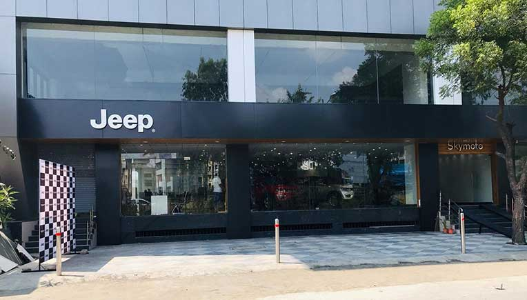 FCA India expands sales and service presence with 'Jeep Connect' outlets