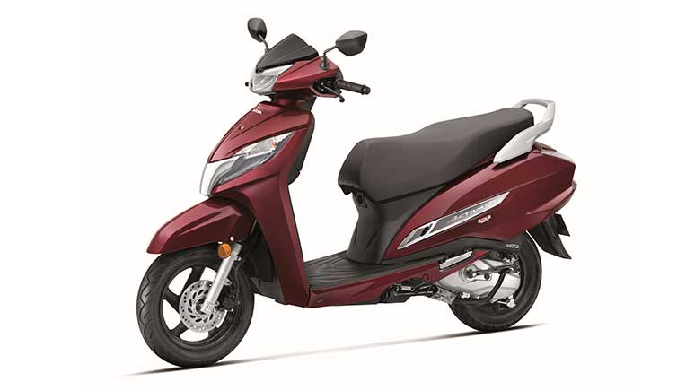Honda 2 Wheelers grows 5pc in March 2020 at 261,699 units, grows 11pc in fiscal