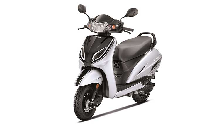 Honda Activa continues to be No. 1 selling 2 Wheeler brand in India