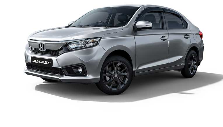 Honda all new Amaze crosses 1 lakh sales milestone in 13 months