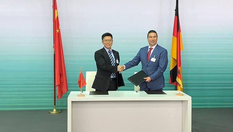 Huawei, Audi sign memorandum of understanding for strategic cooperation