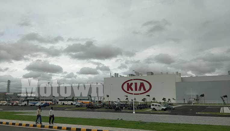 Kia Motors India temporarily suspends operations at Anantpur plant