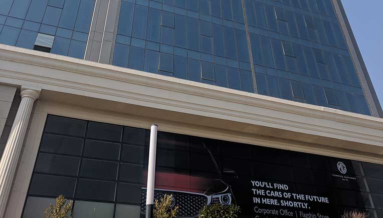 MG Motor India invests Rs 150 crore in new corporate office in Gurugram