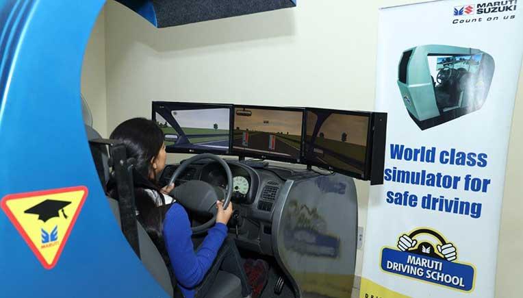 Maruti Suzuki provides driving training to 50 lakh aspirants