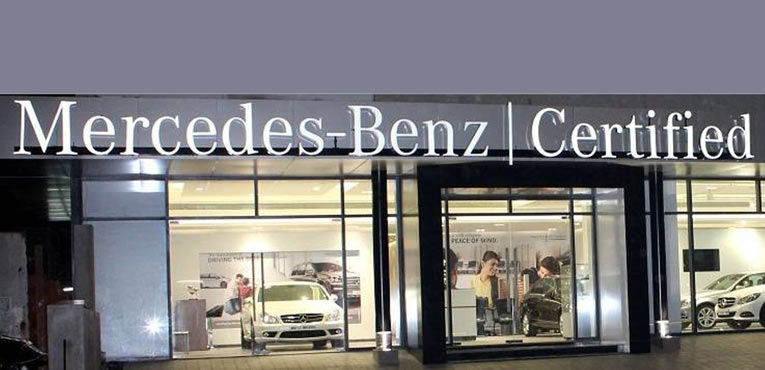 Mercedes Benz launches pre-owned car brand 'Mercedes-Benz Certified'