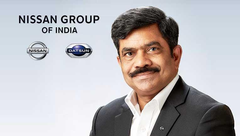 Rakesh Srivastava is new Managing Director of Nissan India