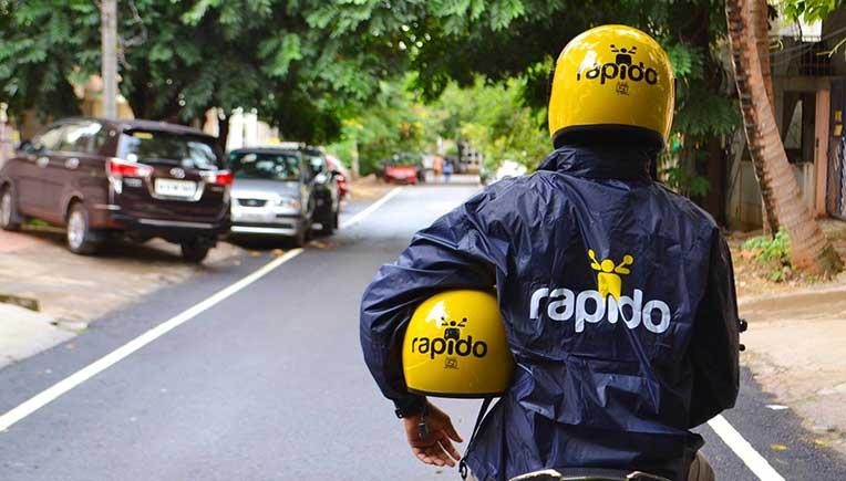 Rapido bike taxi temporarily suspends services