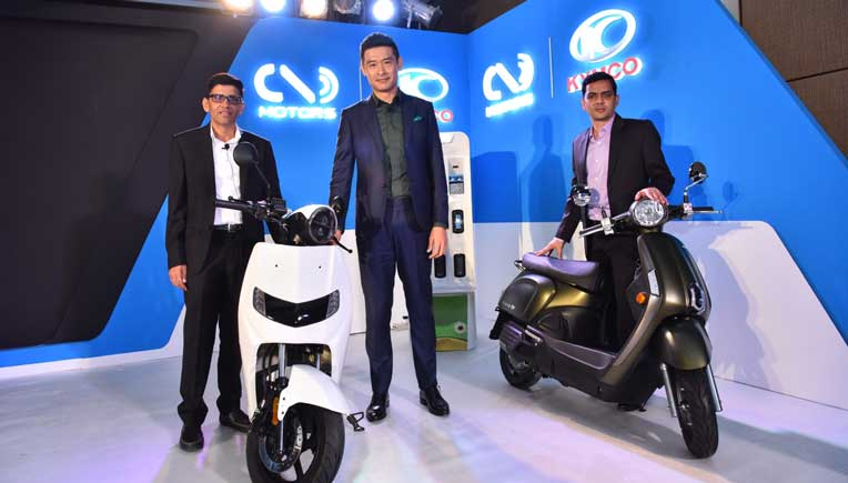 Twenty Two Motors and KYMCO join forces to make future of EVs better in India