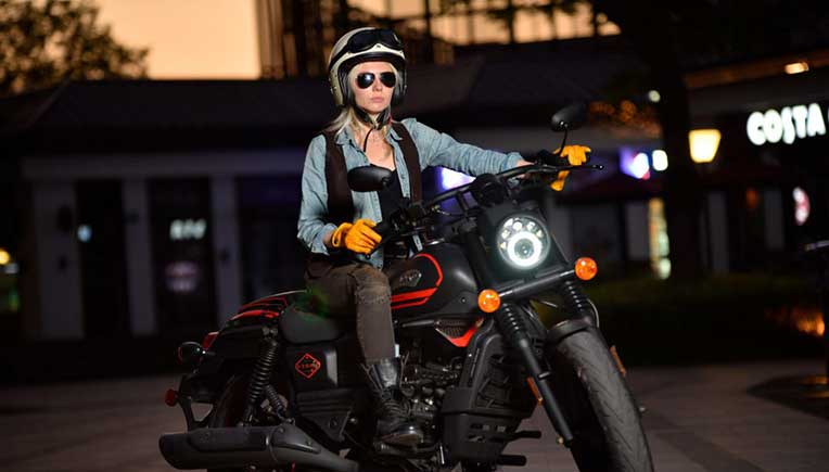 UM Motorcycle to revamp business in India as sales hit zero