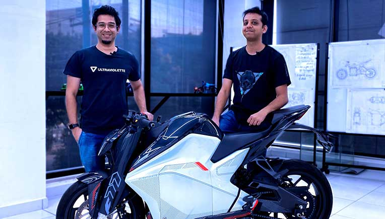 Ultraviolette Automotive receives Rs 30 crore funding from TVS