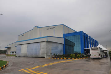 Gkn Driveline Opened A New Precision Forging Facility At Oragadam Near Chennai In Tamil Nadu Located 50 Kilometres From The British Giant Has