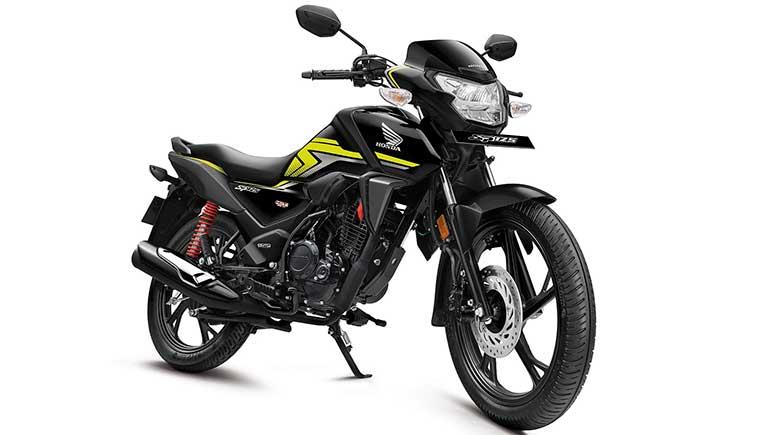 Honda 2Wheelers begins exports of SP125 motorcycle in CKD form