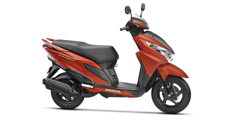 Honda Motorcycle And Scooter India Pvt Ltd Today Announced That Sales Of Its Latest 125cc Flagship Grazia Crossed The 1 Lakh Unit Mark In Less