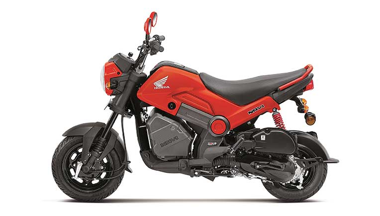 Honda Motorcycle And Scooter India Pvt Ltd HMSI Announced The Navi Has Recorded 1 Lakh Customers Fun Was Launched At