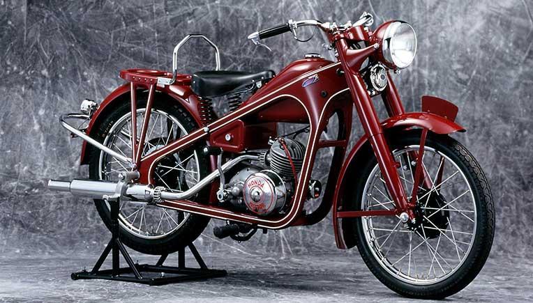 Honda celebrating production of 400 million motorcycles