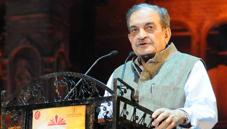 Union Minister for Steel Chaudhary Birender Singh. File photo courtesy PIB