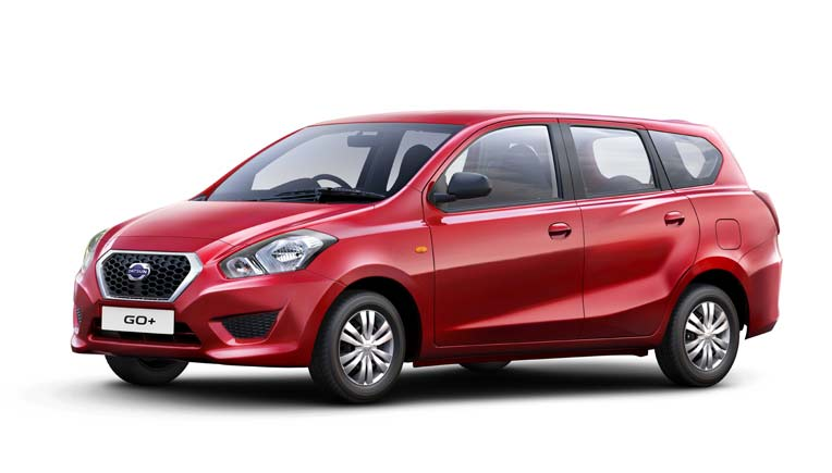 India Made Datsun Go Exported To South Africa