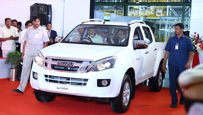 Clayton Auto Sales >> Isuzu Motors inaugurates new plant in SriCity in Andhra Pradesh