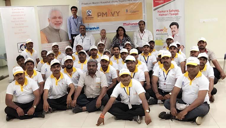 Mahindra Logistics successfully trains 10000 drivers across India