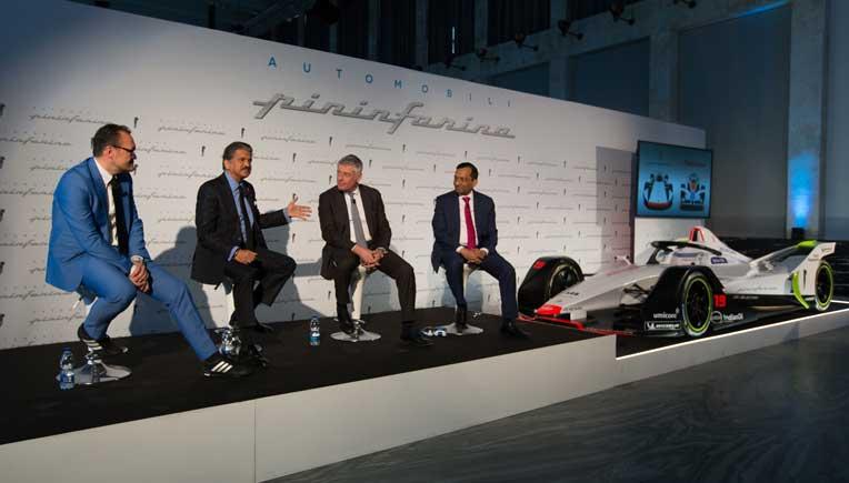 Mahindra Launches Automobili Pininfarina A Luxury Car Brand