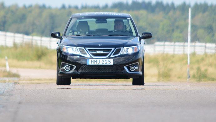 Saab prototype