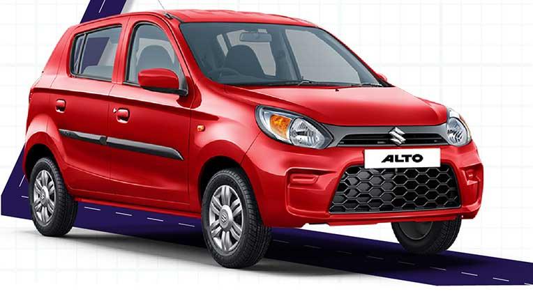 Maruti Suzuki Alto continues its leadership for 16 consecutive years