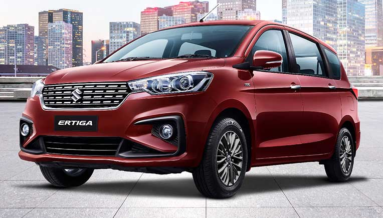 Maruti Suzuki Ertiga clocks 500,000 sales in 8 years