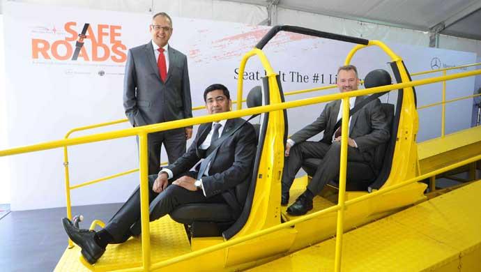 Mercedes-Benz India CSR initiative