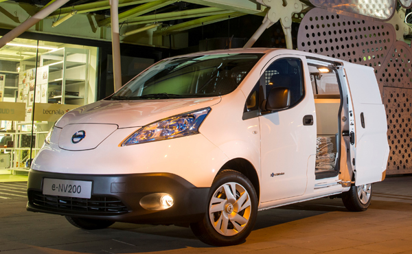 2023729c82 Nissan e-NV200 begins production from Barcelona plant - Automotive